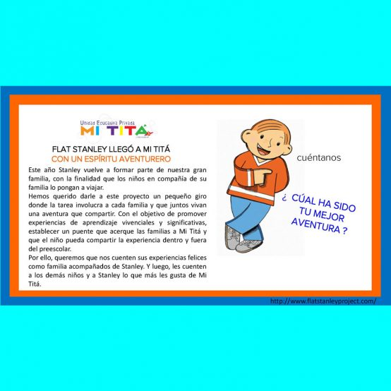 Proyecto Flat Stanley